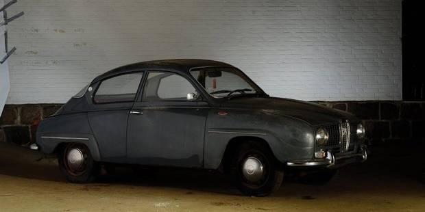 Kolekcja samochodów Saab na sprzedaż 1