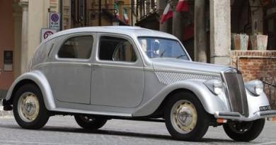 1949 lancia aprilia